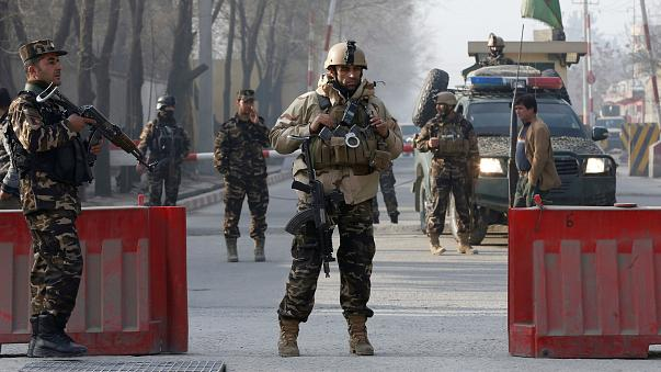 Islamic State claims attack near Afghan intelligence agency