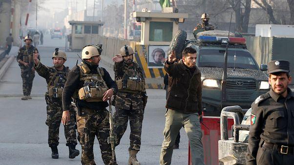 Attentat près d'un QG du renseignement à Kaboul