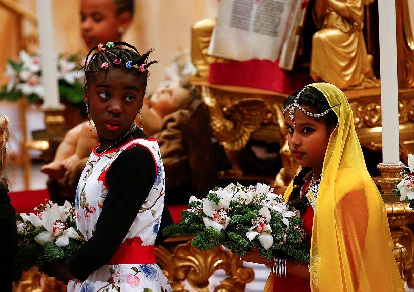 Heiligabend im Vatikan