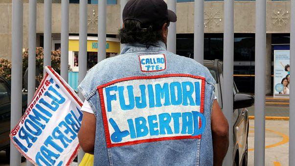Pérou : la grâce polémique de Alberto Fujimori