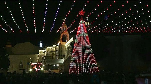 Beytüllahim'de gece yarısı ayini