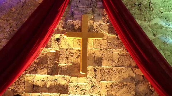 العراق: أول قداس عيد الميلاد في الموصل منذ طرد مسلحي داعش