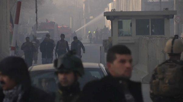 Siete muertos en un atentado suicida en Afganistán