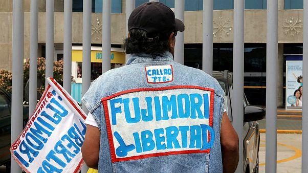 Kegyelmet adott elődjének a perui elnök