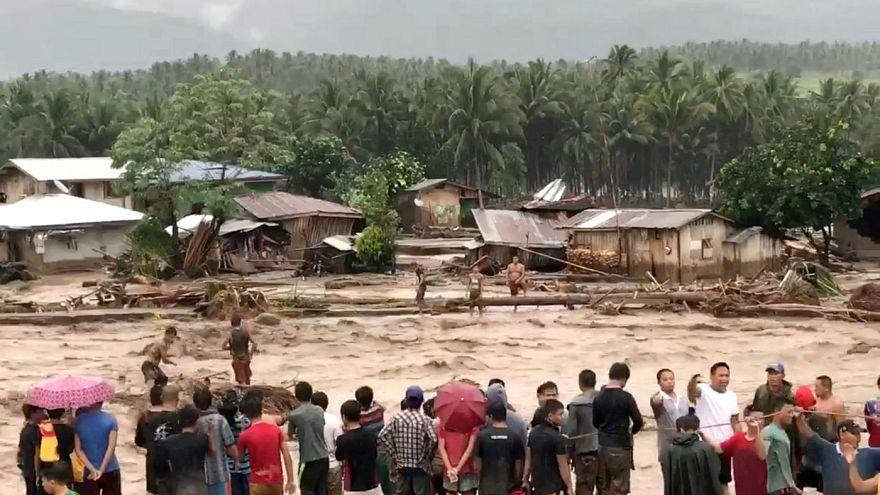 Φιλιππίνες - Βιετνάμ: Στο έλεος του τυφώνα