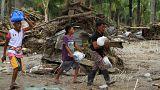 Tempête Tembin : après les Philippines, le Vietnam