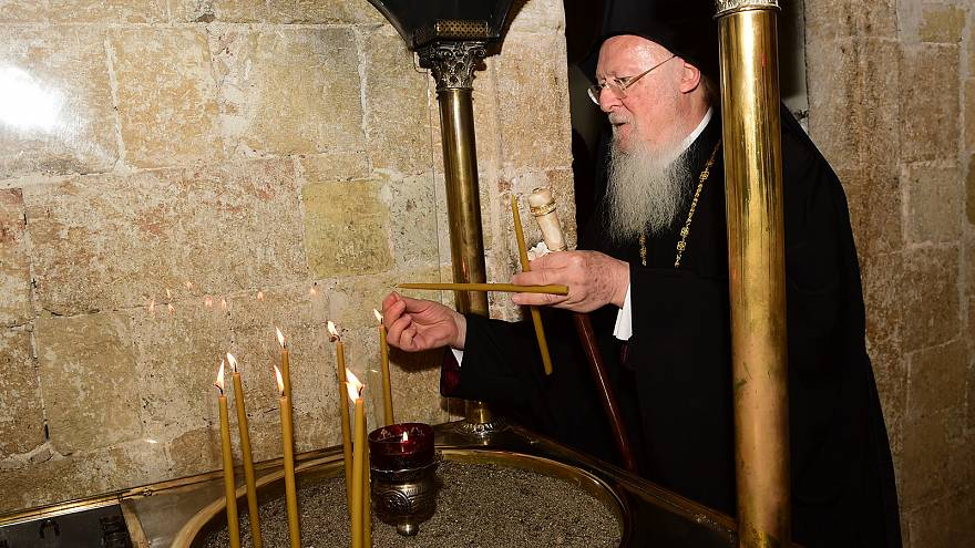 Οι ευχές του Πατριάρχη Βαρμολομαίου και το μήνυμα του Αρχιεπισκόπου Κύπρου