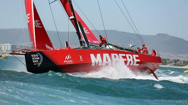 Volvo Ocean Race: Η MAPFRE κέρδισε το τρίτο σκέλος