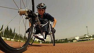 14-jähriger Flüchtling aus Syrien träumt von Paralympics