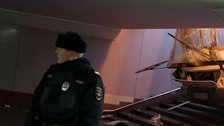 At least five dead after Moscow bus ploughs into underground walkway