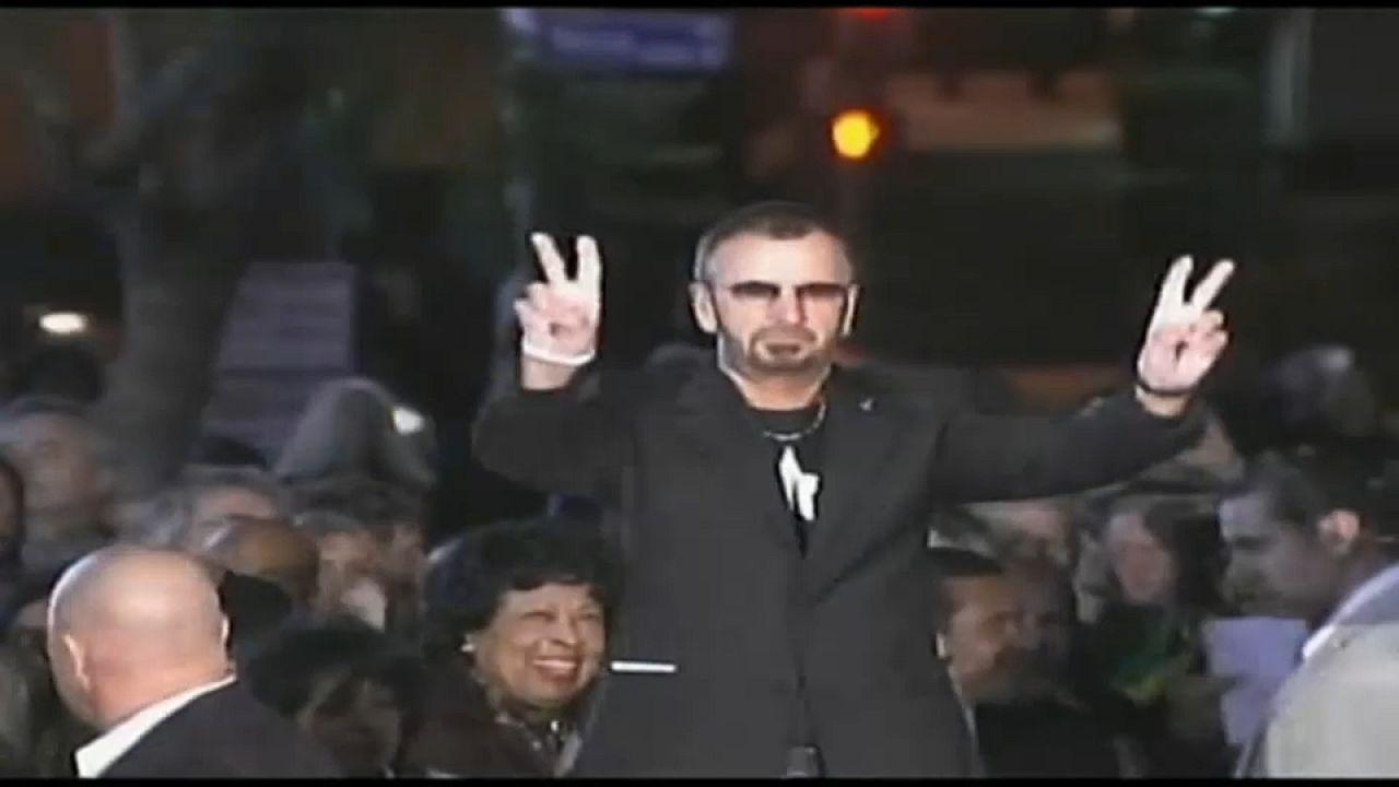 Сэр Ринго Старр