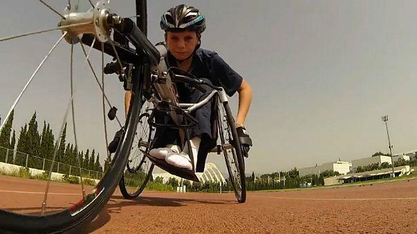 Da guerra na Síria ao sonho de chegar aos Jogos Paralímpicos