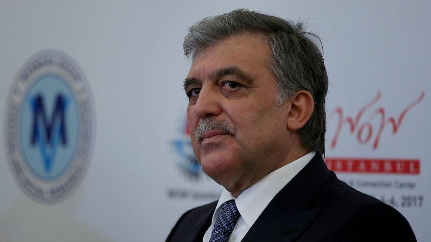 Abdullah Gül, Erdoğan'ın eleştirilerine cevap verdi