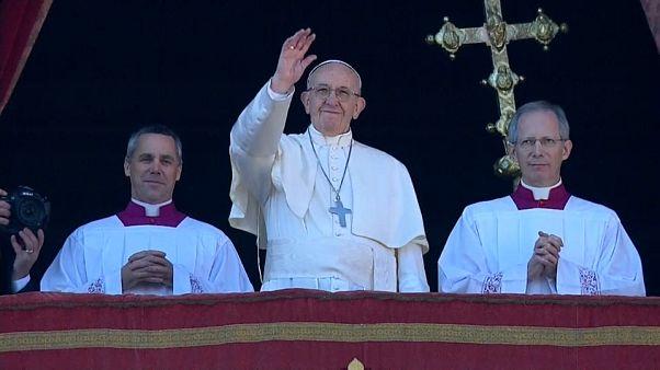 El Papa aboga por la coexistencia de dos Estados en Tierra Santa