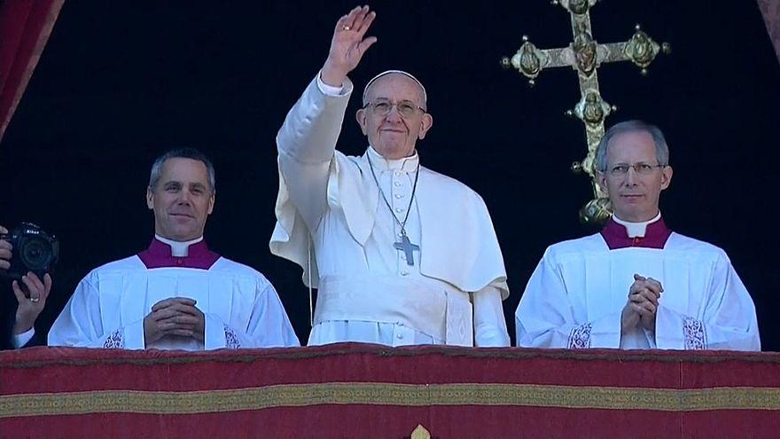 Papa Francisco defende solução de dois Estados para o conflito entre Israel e Palestina