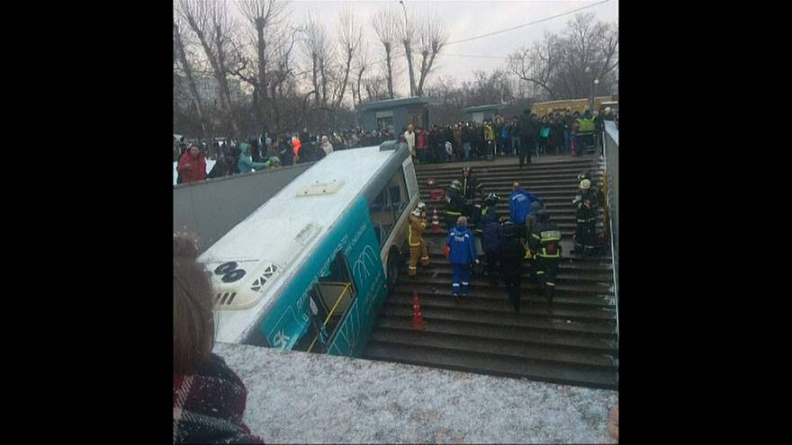 ДТП в Москве: вопросов больше, чем ответов