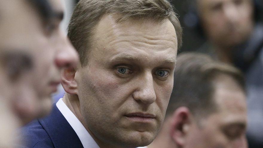 Russie : la candidature d'Alexeï Navalny rejetée