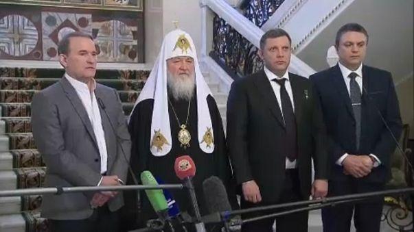 Kijev és a szakadárok megállapodtak a fogolycseréről