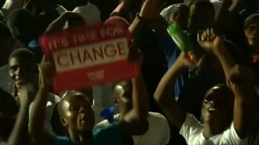 Liberia: Stichwahlen um Präsidentenamt