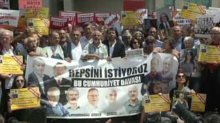 Turchia: caso Cumhuriyet, nuova udienza
