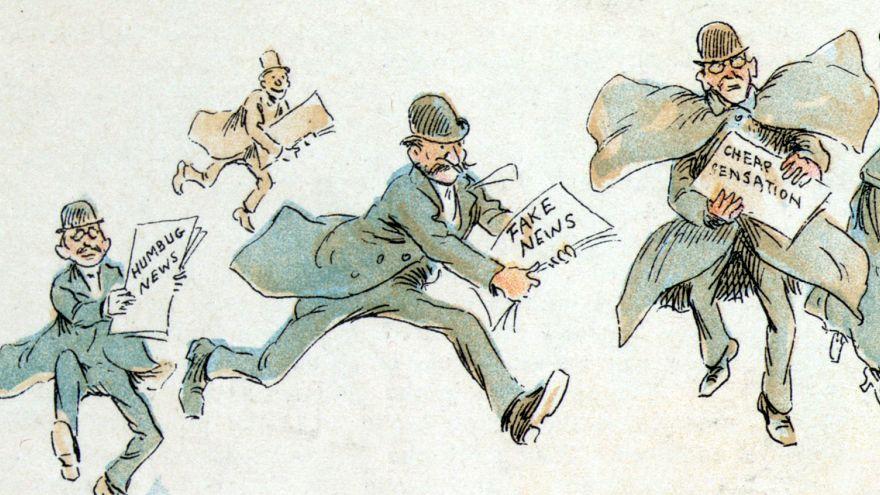 Illustrazione del 1894 di Frederick Burr Opper