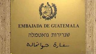 """الفلسطينيون يردون على غواتيمالا: """"لقد اخترتم الجانب الخاطئ من التاريخ"""""""