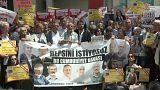 Turquía acosa a la prensa: 73 periodistas encarcelados en 2017