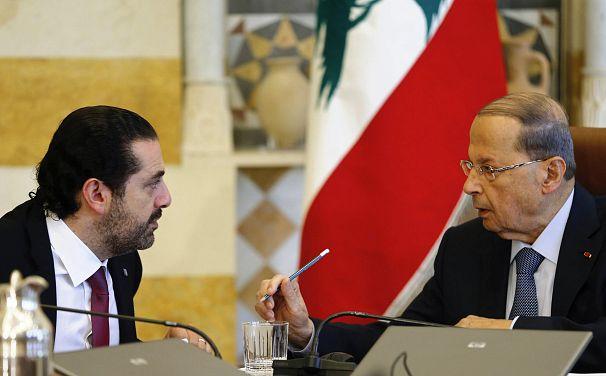 رئیس جمهوری و نخست وزیر لبنان