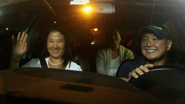 Alberto Fujimori grâcié par le président péruvien