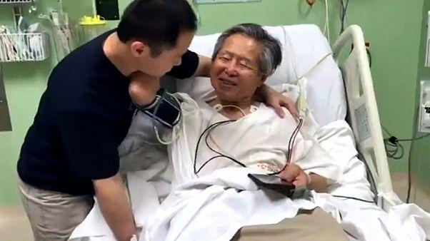 Perdão a Alberto Fujimori gera revolta no Peru