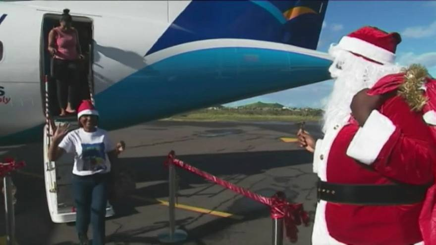 Après Irma, un Noël solidaire à Saint-Martin