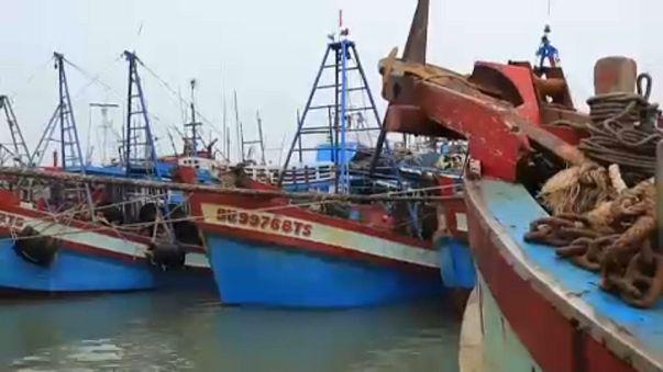 Százezreket telepítettek ki Vietnamban