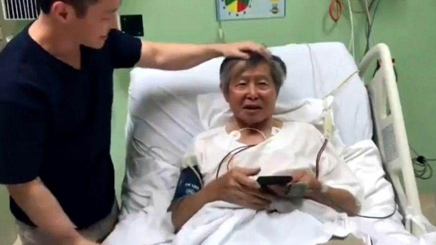 Fujimori'nin affı Peru'da tartışma konusu oldu