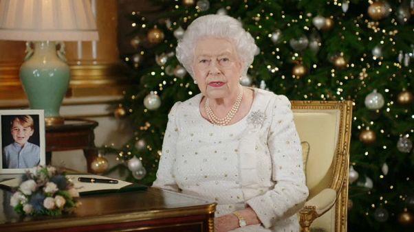 La Regina parla ai sudditi da sessant'anni