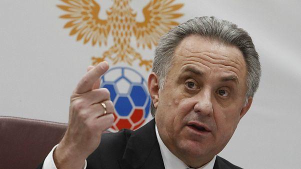 ویتالی موتکو؛ کناره گیری موقت یا استعفا از فدراسیون فوتبال روسیه؟