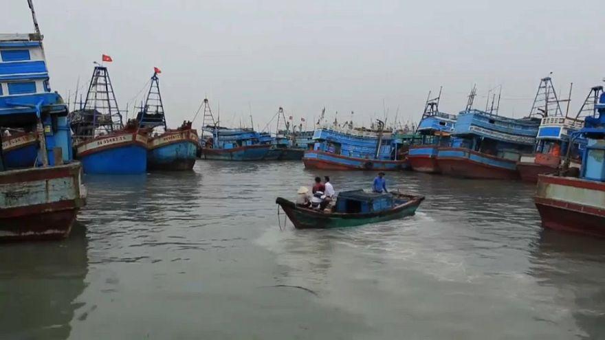 Le calme avant la tempête dans le delta du Mékong