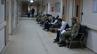 Gaziantep'de 70 asker gıda zehirlenmesi nedeniyle hastaneye kaldırıldı
