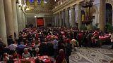 Weihnachtsessen: Gute Taten an den Festtagen