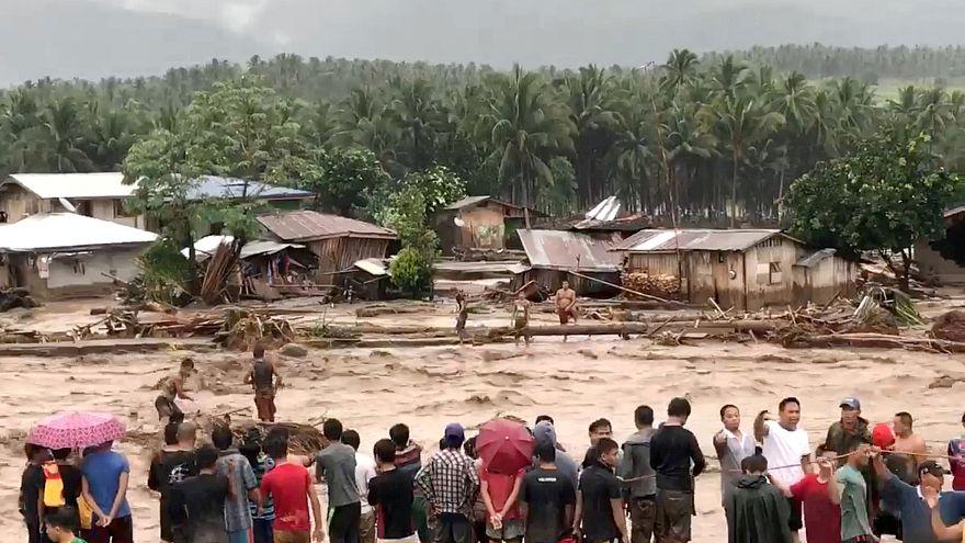 Csendesült Vietnámba érve a trópusi vihar