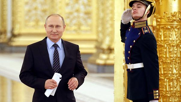 Deux partis d'opposition soutiennent Poutine 2018