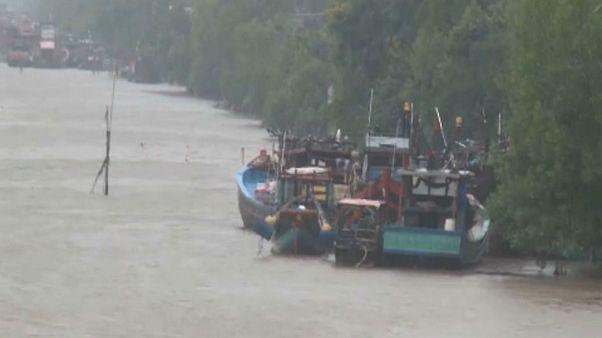 Τεμπίν: Από τυφώνας, τροπική καταιγίδα