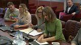 Ksenia Sobchak, sfidante di Vladimir Putin alle presidenziali