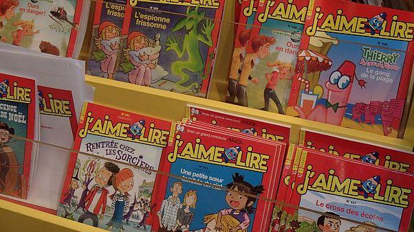 Fransa'da çocuk dergisi 'İsrail gerçek bir ülke değil' içeriği üzerine toplatıldı