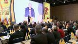 Rusya'da bazı muhalefet partilerinden Putin'e destek