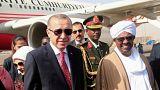جزيرة سودانية لتركيا لإعادة إعمارها وتأهيلها