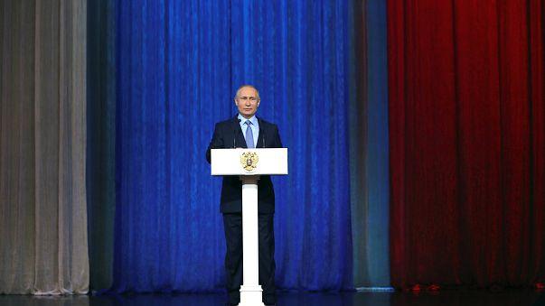 Sorra állnak ki Putyin mellett a pártok