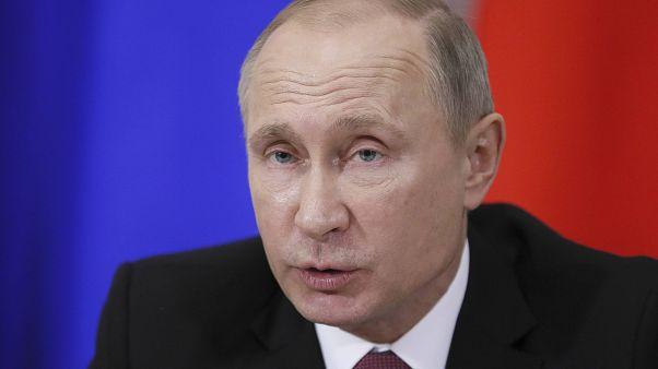 Aumenta el apoyo político a Putin