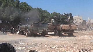 Сирийские повстанцы в Сочи не поедут