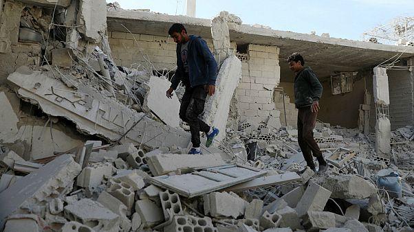 Συρία: Αρνούνται οι αντάρτες το Σότσι
