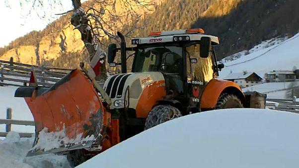 """Tirolo: il """"Miracolo di Natale"""" evita una tragedia"""